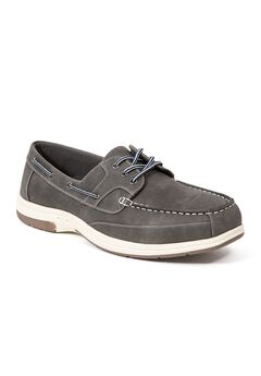 Deer Stags® Lace-Up Boat Shoes,
