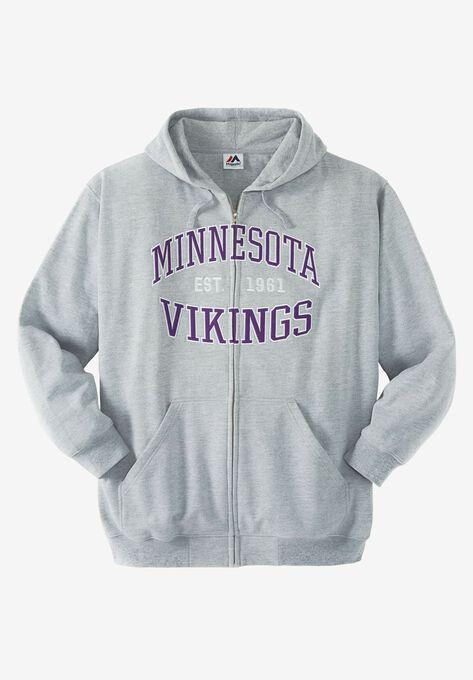 new products 8531c d9c2c NFL® Fleece Full-Zip Hoodie