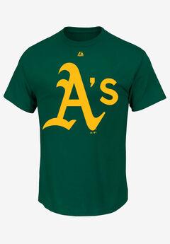 MLB® Logo Tee, OAKLAND A S