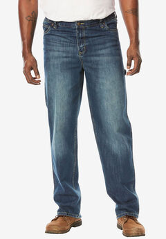Boulder Creek™ Relaxed Carpenter Jeans,