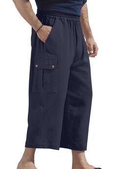 Gauze Cargo Judo Shorts,