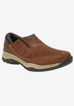 New Balance® 770v1 Slip-On Sneaker, DARK BROWN