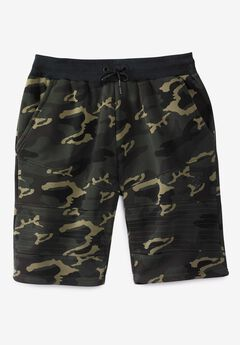 Rocawear® Moto Track Shorts,
