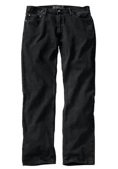 Levi's® 505™ Regular Jeans, BLACK DENIM