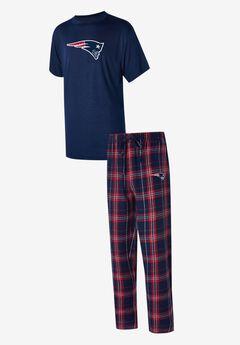 NFL® Flannel Pajama Set,