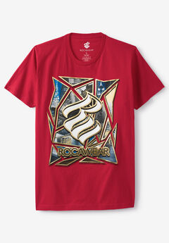 Roc Shatter City Tee by Rocawear®,