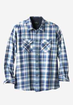 Check Double Pocket Shirt by Replika®,