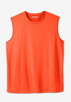 Moisture Wicking Muscle Tee,