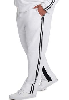 MVP Collections® Striped Track Pants,
