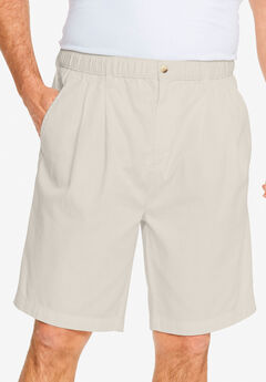 Knockarounds® 8' Pleat Front Shorts,