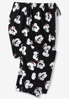 Licensed Novelty Pajama Pants, MICKEY