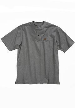 Short-Sleeve Henley Shirt by Wrangler®,