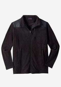 Explorer Fleece Full-Zip Jacket by Boulder Creek®,