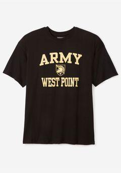 NCAA Short-Sleeve Team T-Shirt, ARMY