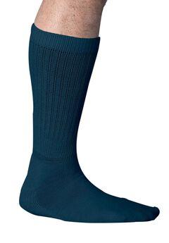 Mega Stretch Wicking Socks, NAVY