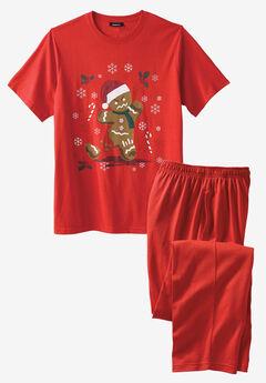 Holiday Pajama Set,
