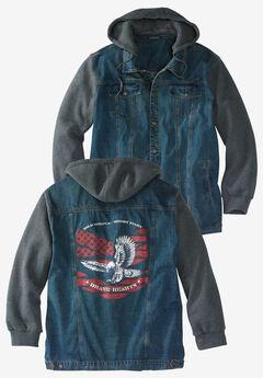 Denim Jacket by Liberty Blues®,