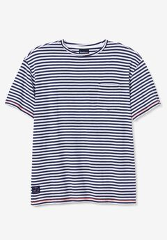 North 56°4 Striped Tee,