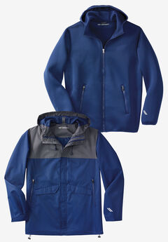 3-in-1 Trident Jacket by KS Sport™,
