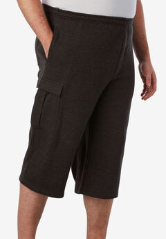 Fleece Judo Shorts,