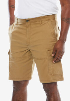 Extreme Comfort Cargo Shorts by Lee®, ACORN