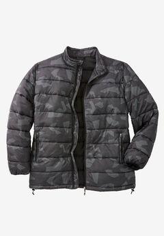 Reactor Jacket by KS Sport™, BLACK PRINT
