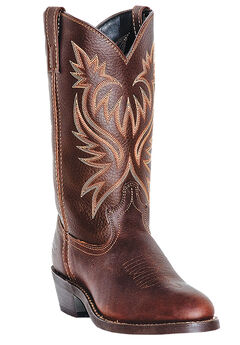 Laredo 12' Contrast Stitch Cowboy Boots,