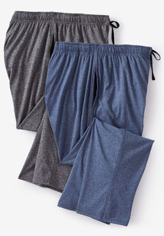 Hanes® 2-Pack Knit Lounge Pants,