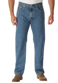 Levi's® 505™ Regular Jeans, MEDIUM STONEWASH