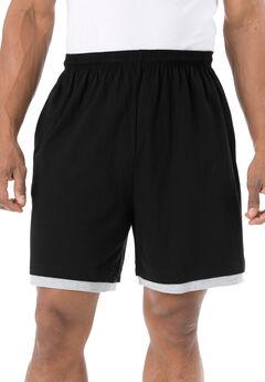 Hang-down Lightweight Shorts,