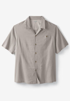 KS Island™ Linen Camp Shirt,
