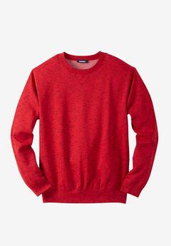 Fleece Crewneck Sweatshirt,