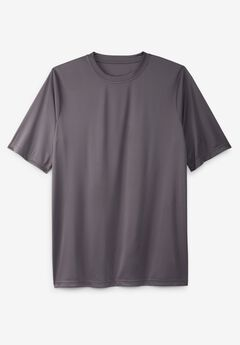 Dry-Tech Short-Sleeve Crewneck Tee,