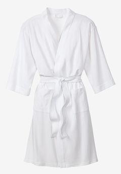 Hanes® Waffle Knit Robe,