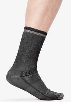 WIGWAM® Merino Hiker Socks, BLACK