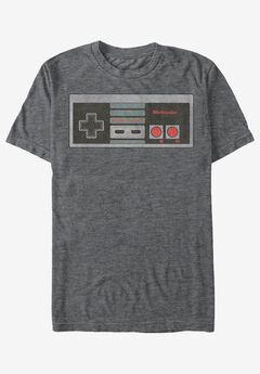 Video Games Graphic Tee, CONTROLLER