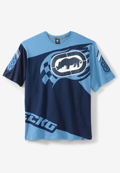 Monaco Crewneck Tee by Ecko®, BLUE