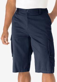 "14"" Cargo Shorts, NAVY"