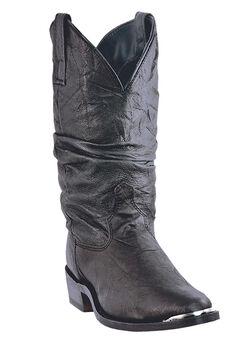 "Dingo 12"" Slouch Boots,"
