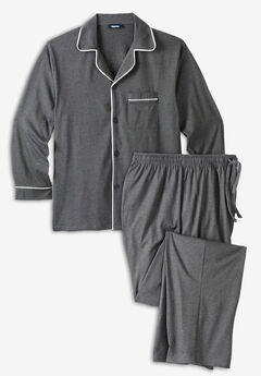 Long Sleeve Pajama Set,