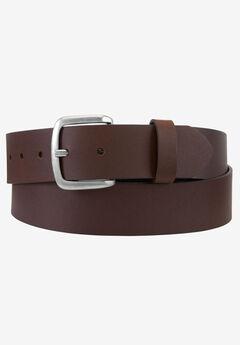 Dickies® Cut Edge Bridle Belt, BROWN