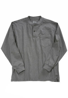 Long-Sleeve Henley Shirt by Wrangler®,