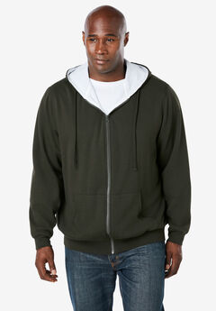 Boulder Creek® Full-Zip Thermal Hoodie,