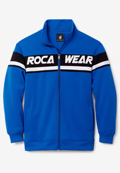 Rocawear® Marathon Interblock Track Jacket,