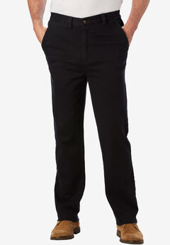 Liberty Blues® Relaxed Fit 5-Pocket Stretch Chino,