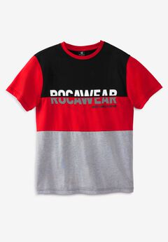 Rocawear® Short-Sleeve Knit Shirt,