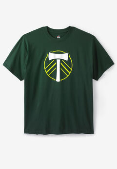 MLS Logo Tee, PORTLAND TIMBERS