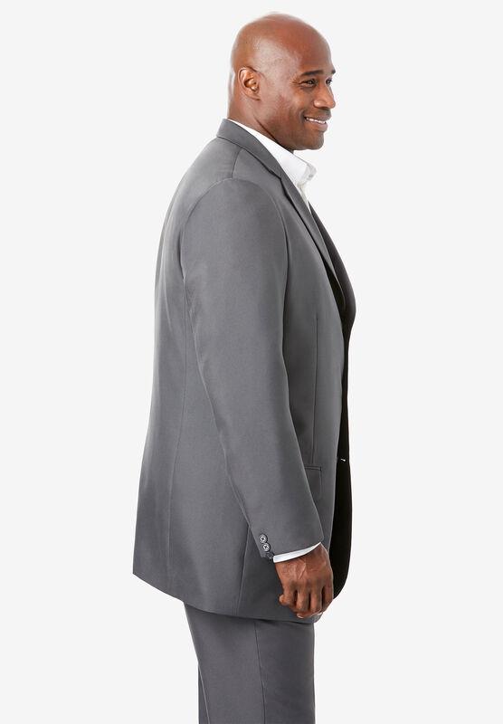 KingSize KS Signature Mens Big /& Tall Easy Movement 5-Button Suit Vest Black Tall 52