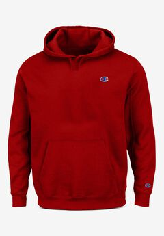 Champion Embroidered Logo Fleece Hoodie,