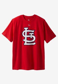 MLB® Logo Tee, ST LOUIS CARDINALS